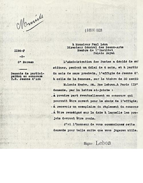 lettre de demande de fourniture de bureau
